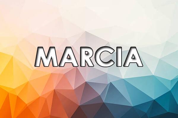 Significado de Marcia