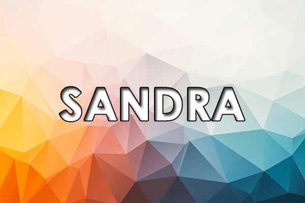 Significado de Sandra
