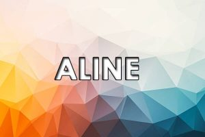 Significado de Aline