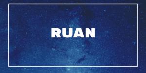 Nome Ruan