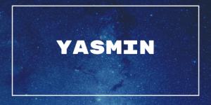Nome Yasmin