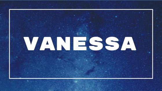 Nome Vanessa
