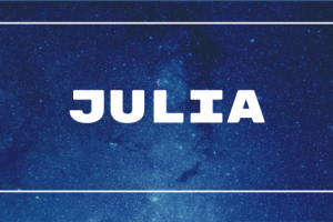 Nome Julia