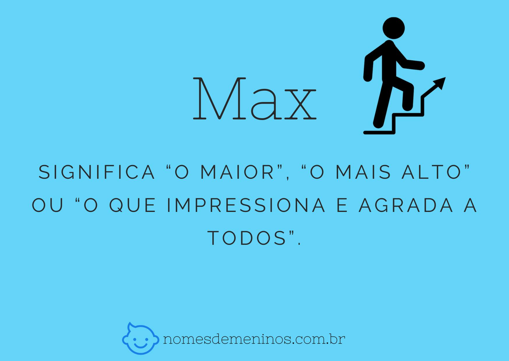 nome Max