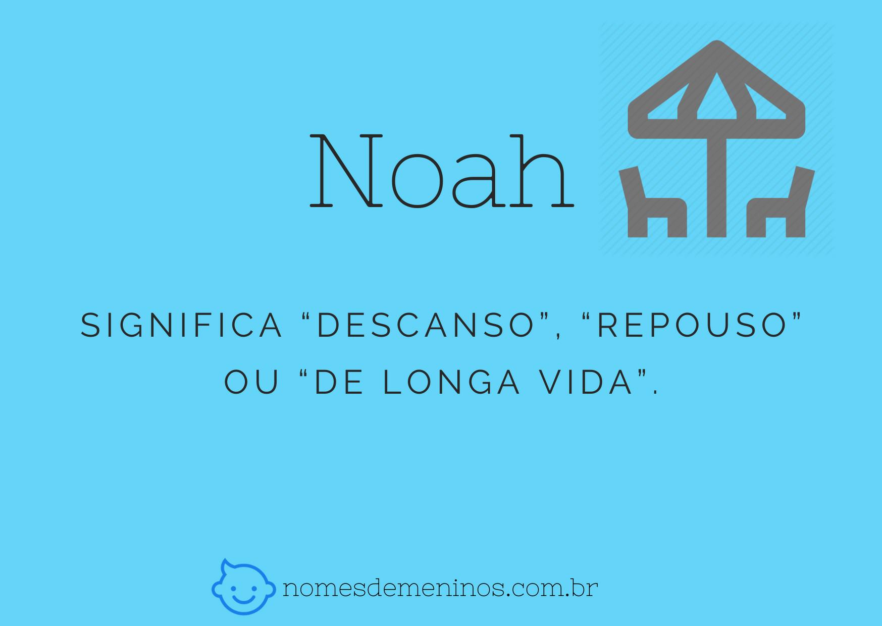 nome Noah