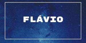 Nome Flávio