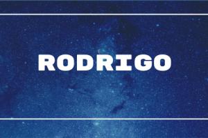 Nome Rodrigo