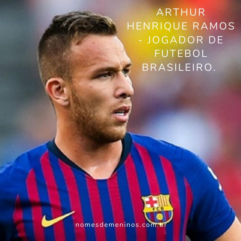 Arthur Henrique Ramos