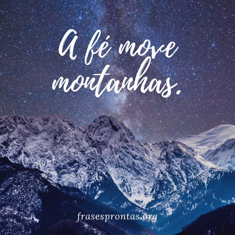 Frase evangélica de fé
