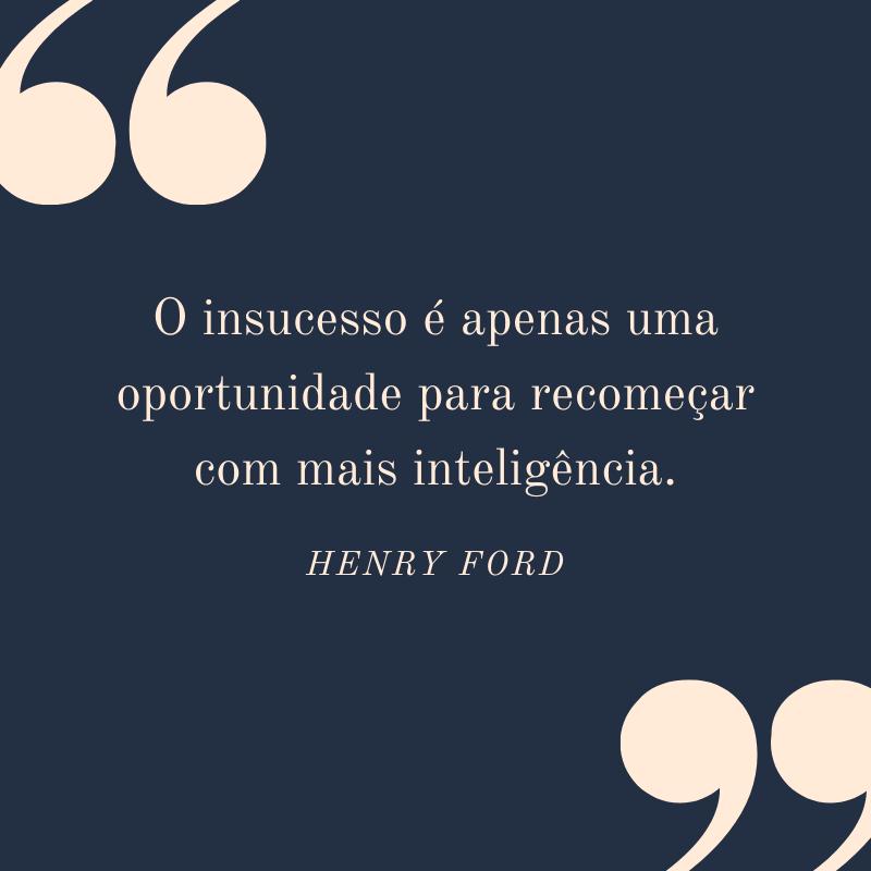 Frase famosa de Henry Ford