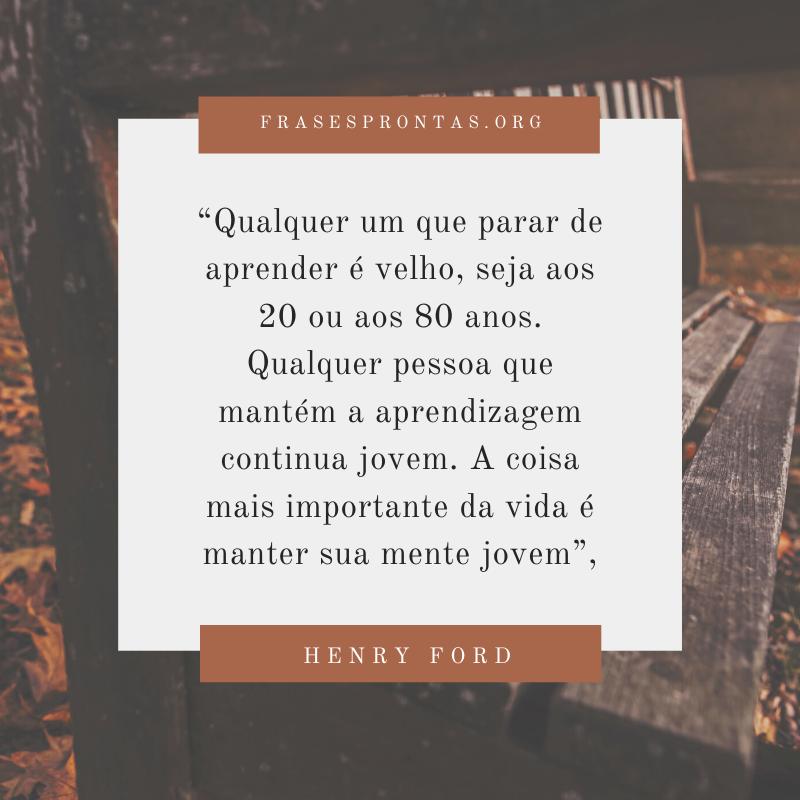 Henry Ford citação