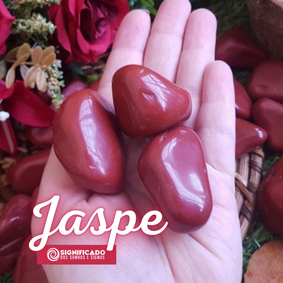 Pedra Jaspe
