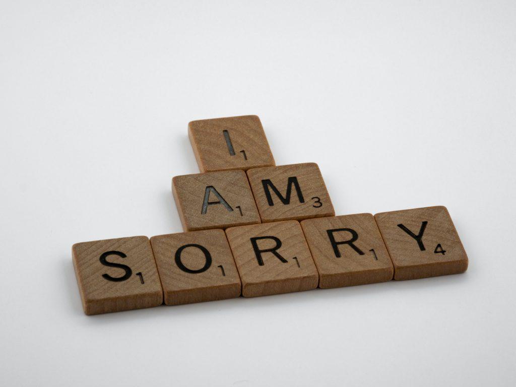 Perdão em relacionamentos