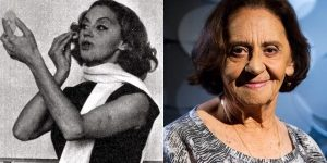 Laura cardoso antes e depois