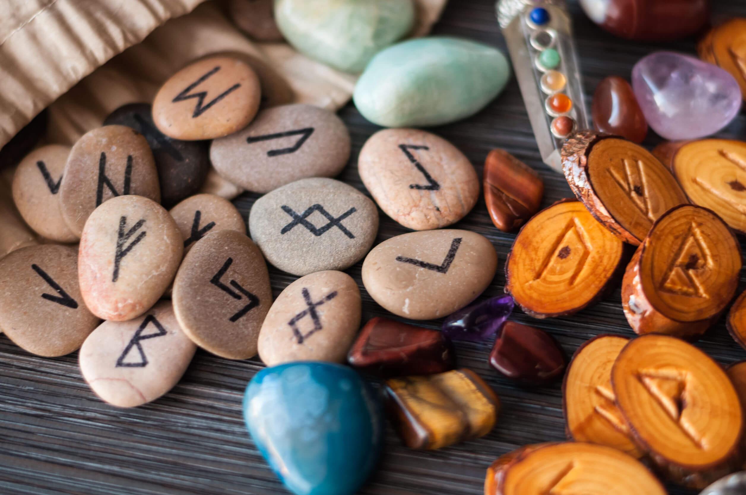 Jogo de runas