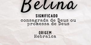 Significado do nome Betina