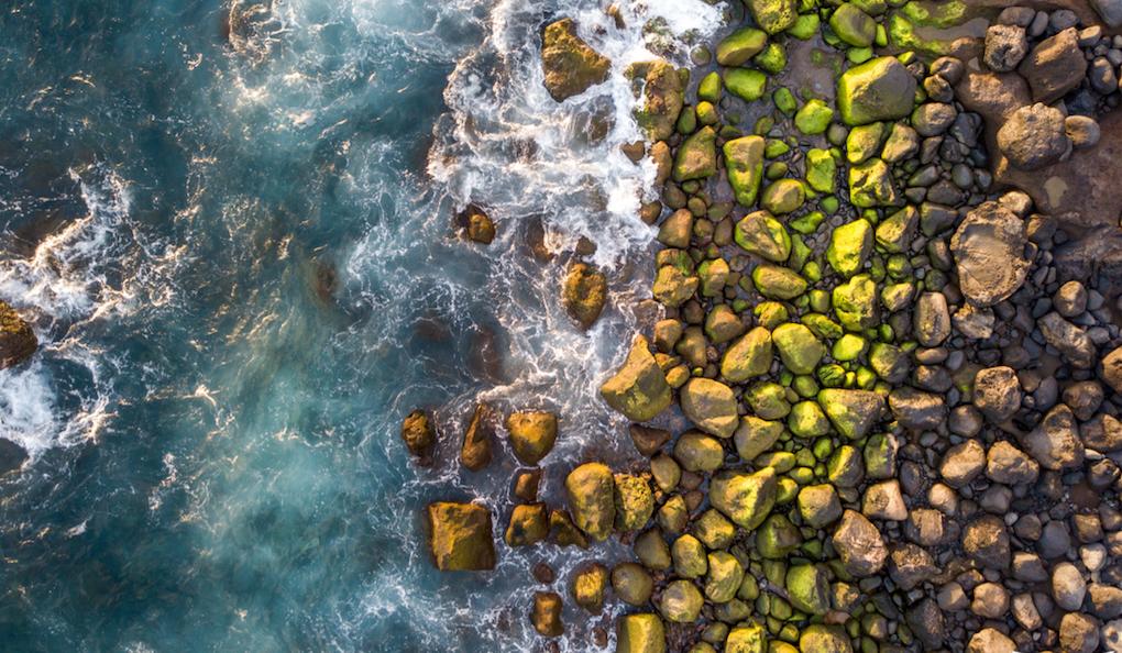 Fotos surpreendentes tiradas por drones