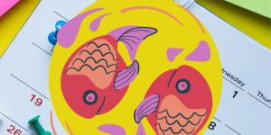 Rotina do signo de peixes
