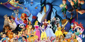 Signos Personagens Disney