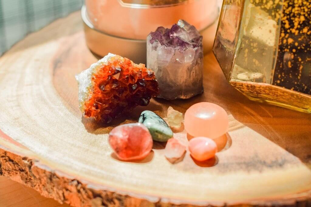 Como energizar suas pedras e cristais?