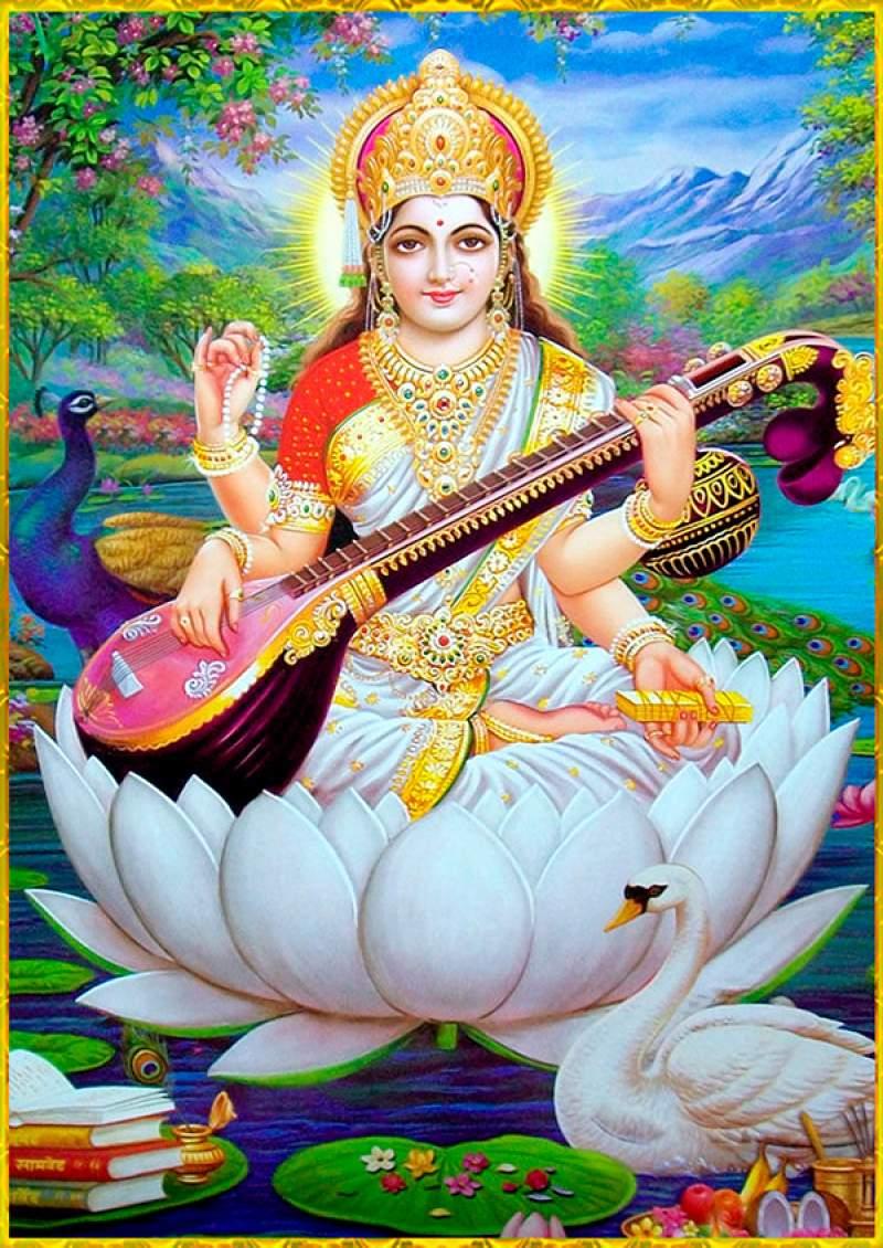 mantra Saraswati