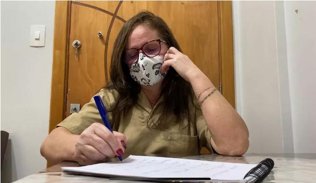 Marlene retoma os estudos