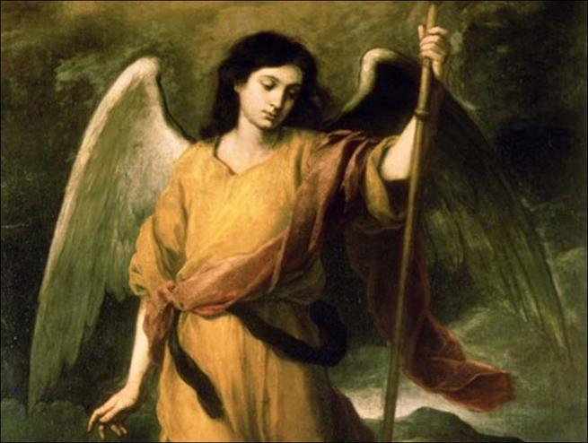 Anjo Rafael - Significado e História