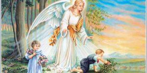 anjo católico