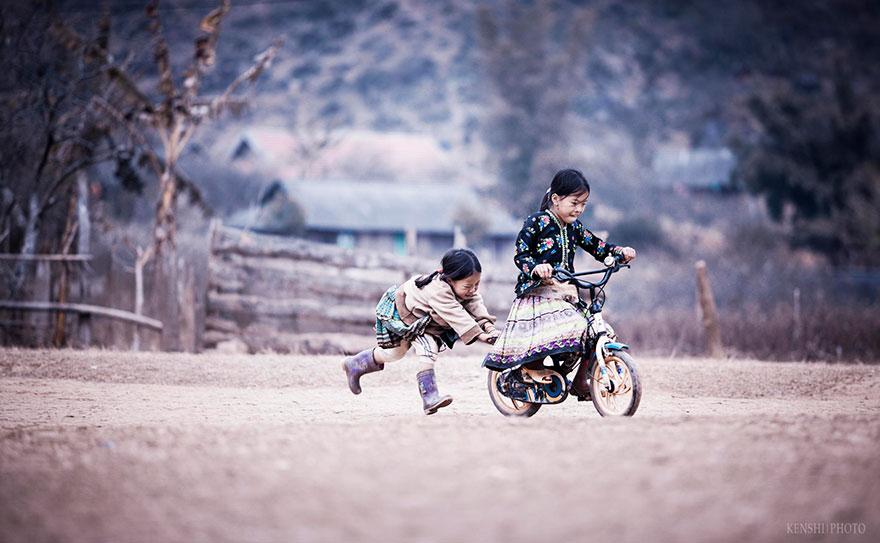 Bicicleta compartilhada, diversão garantida