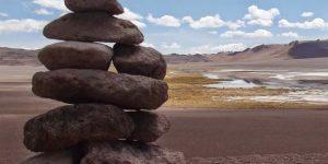 pedras equilibradas