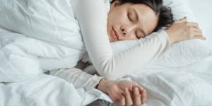 A posição que você dorme