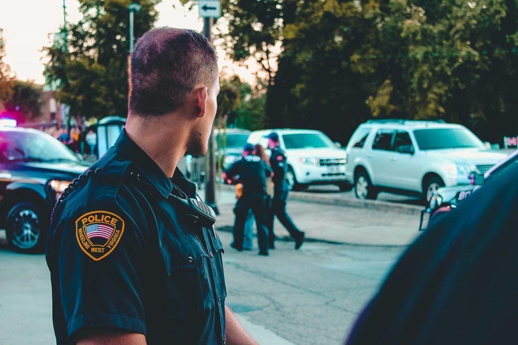 Policial áreas - profissões lucrativas