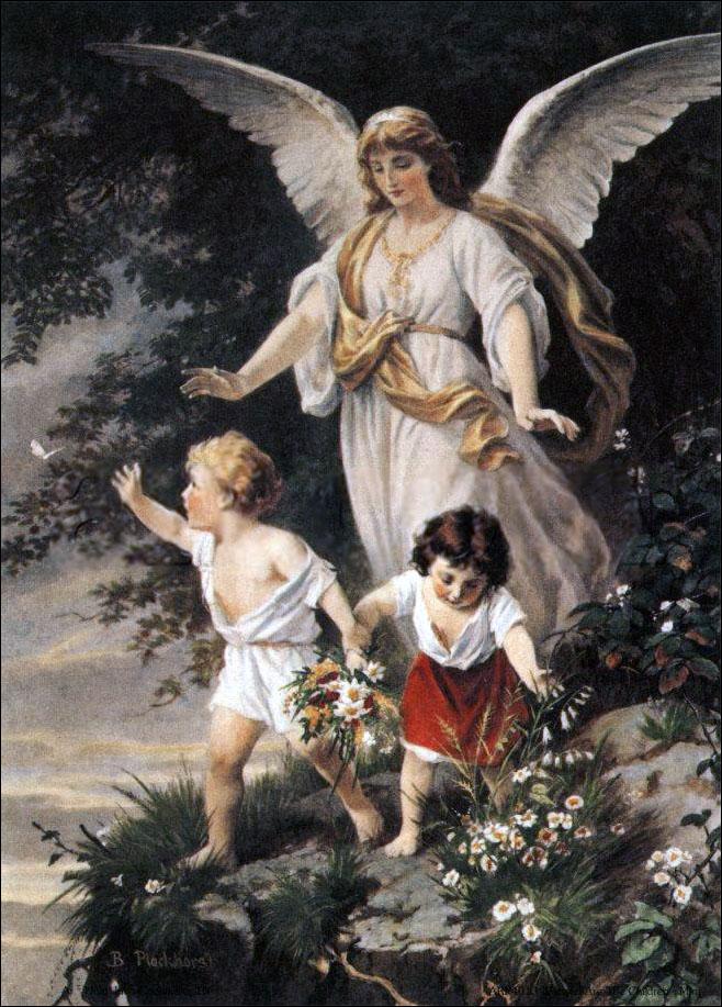 Anjo da Guarda Significado