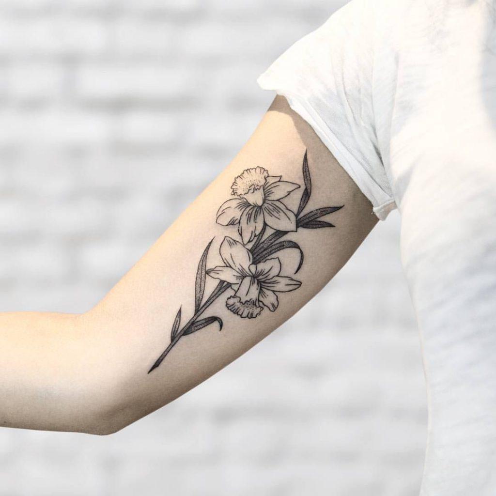 Narciso - Tatuagem