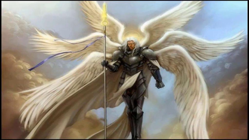 Anjo Serafim: História