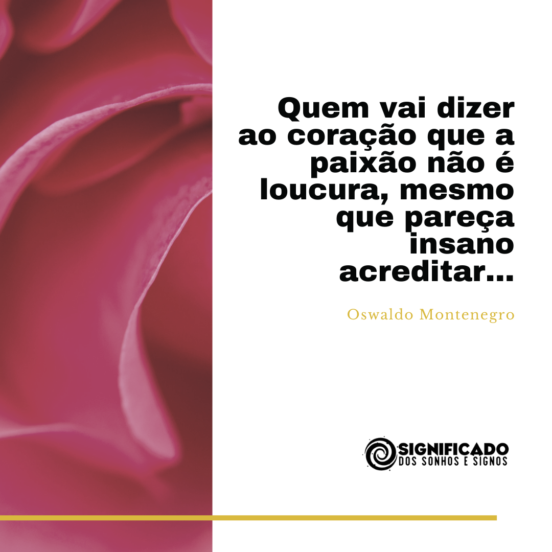 Frases de Oswaldo Montenegro
