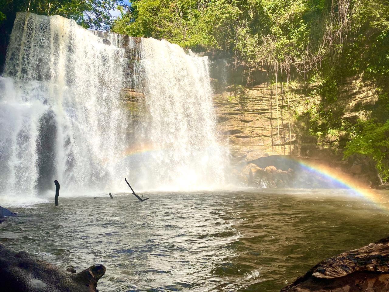 Fontes e cachoeiras