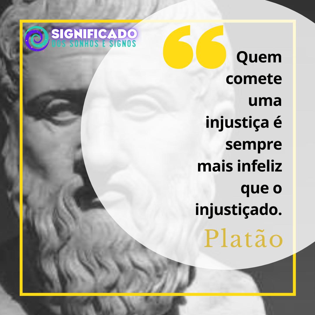 Mensagens de Platão