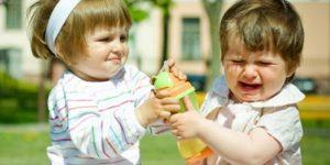 crianças inimigas