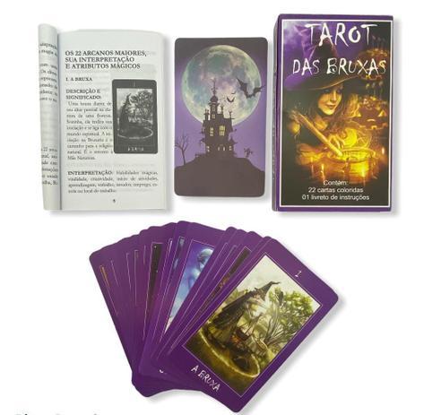 Tarot das Bruxas: como funciona?