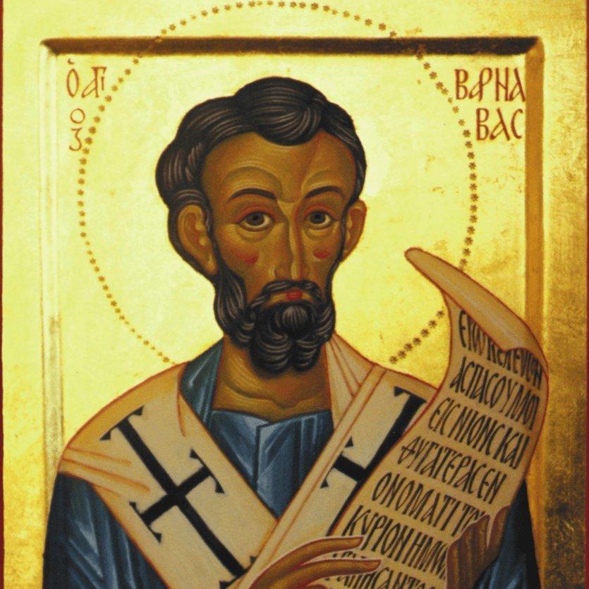 São Barnabé: quem foi?