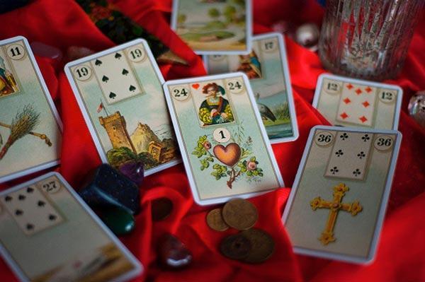 Tarot cigano: história