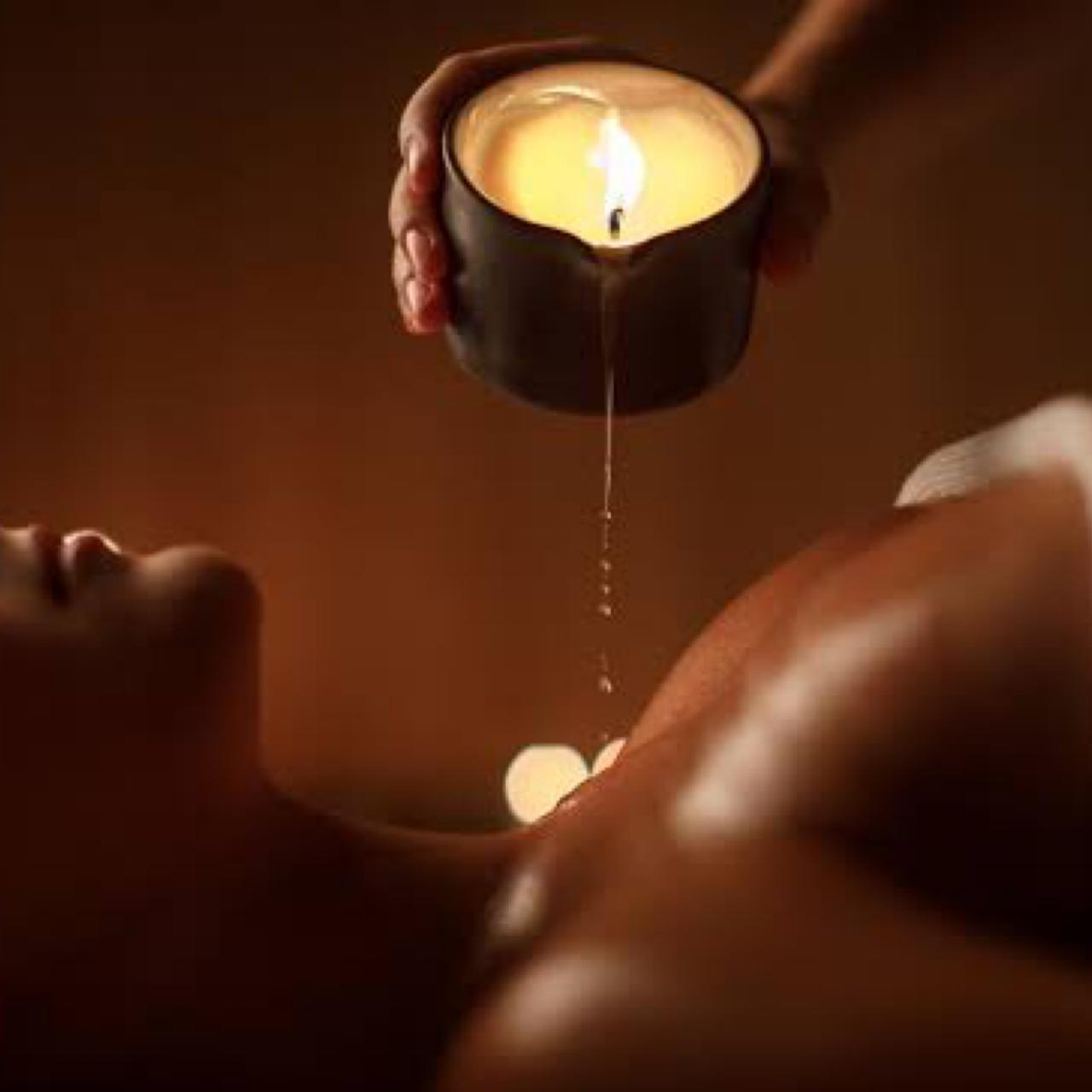 vela massagem