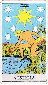 Significado da Carta A Estrela no Tarot: o que ela quer dizer?