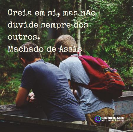 Frases Machado de Assis - Poesias Para Mensagens, Fotos e Status
