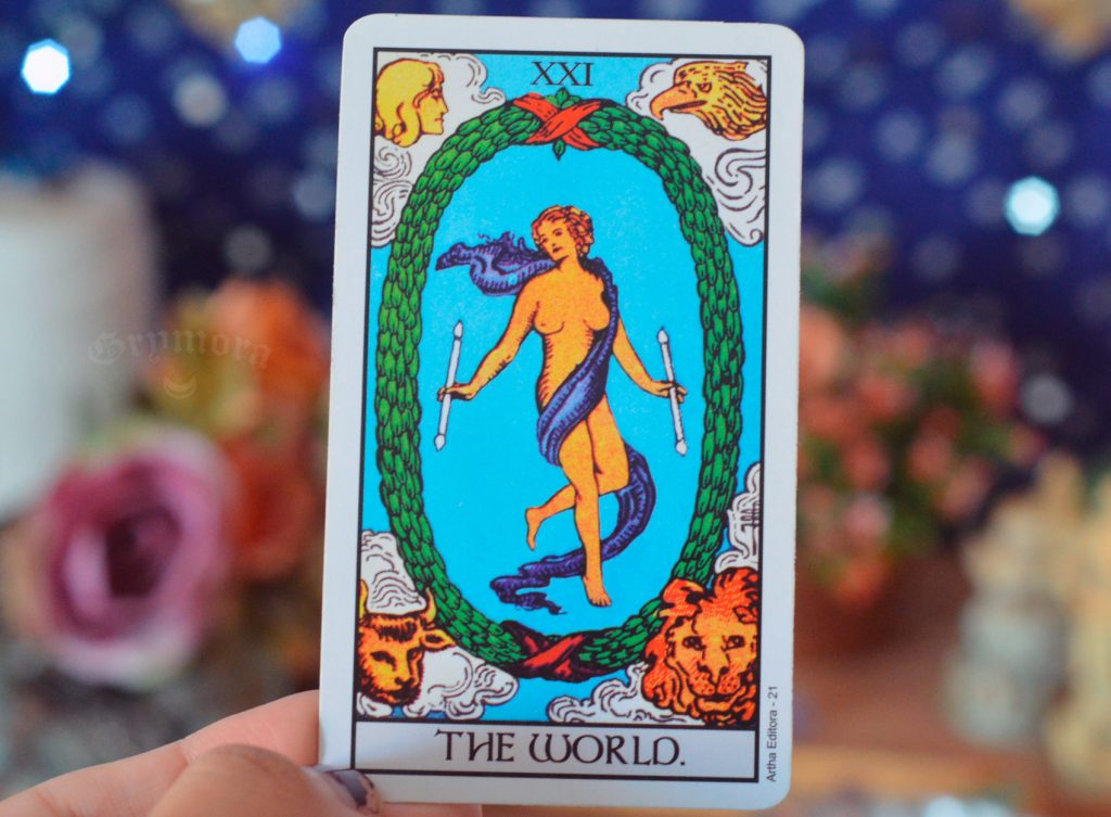 Significado da carta O Mundo no tarot: saiba mais!