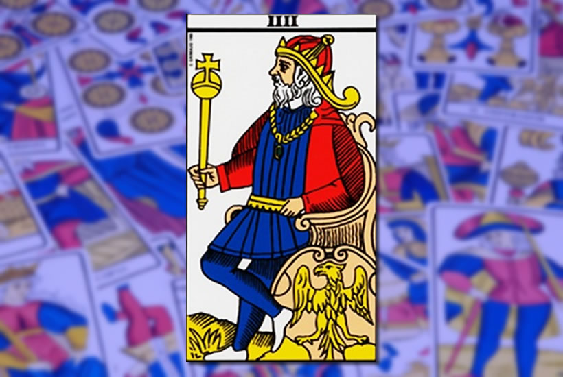 Significado da Carta O Imperador no Tarot: saiba mais!
