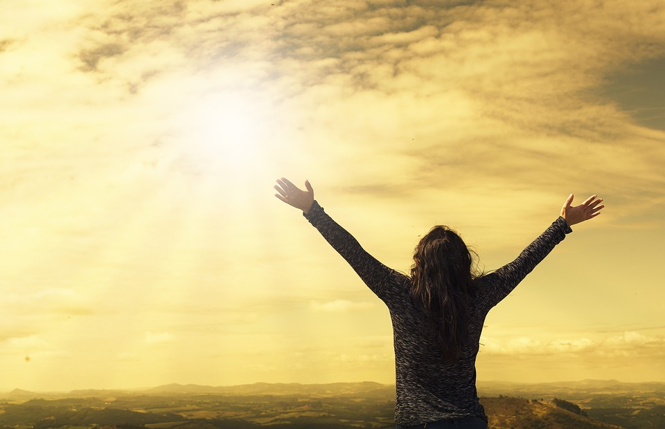 Deus é liberdade, amor e justo: entenda e mude sua vida!