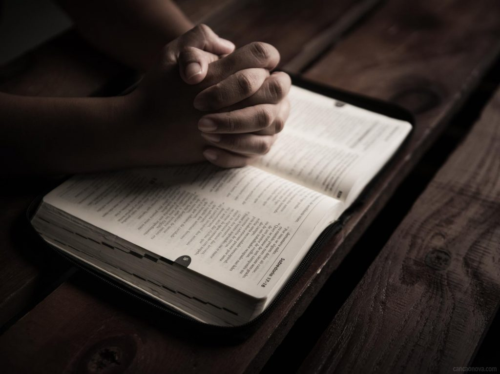 Pense e atue conforme a palavra de Deus: siga a Palavra!