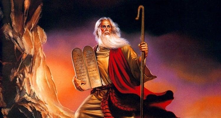 Tenha a força de Moisés e a fé de Josué: Nunca deixe Jesus de lado!